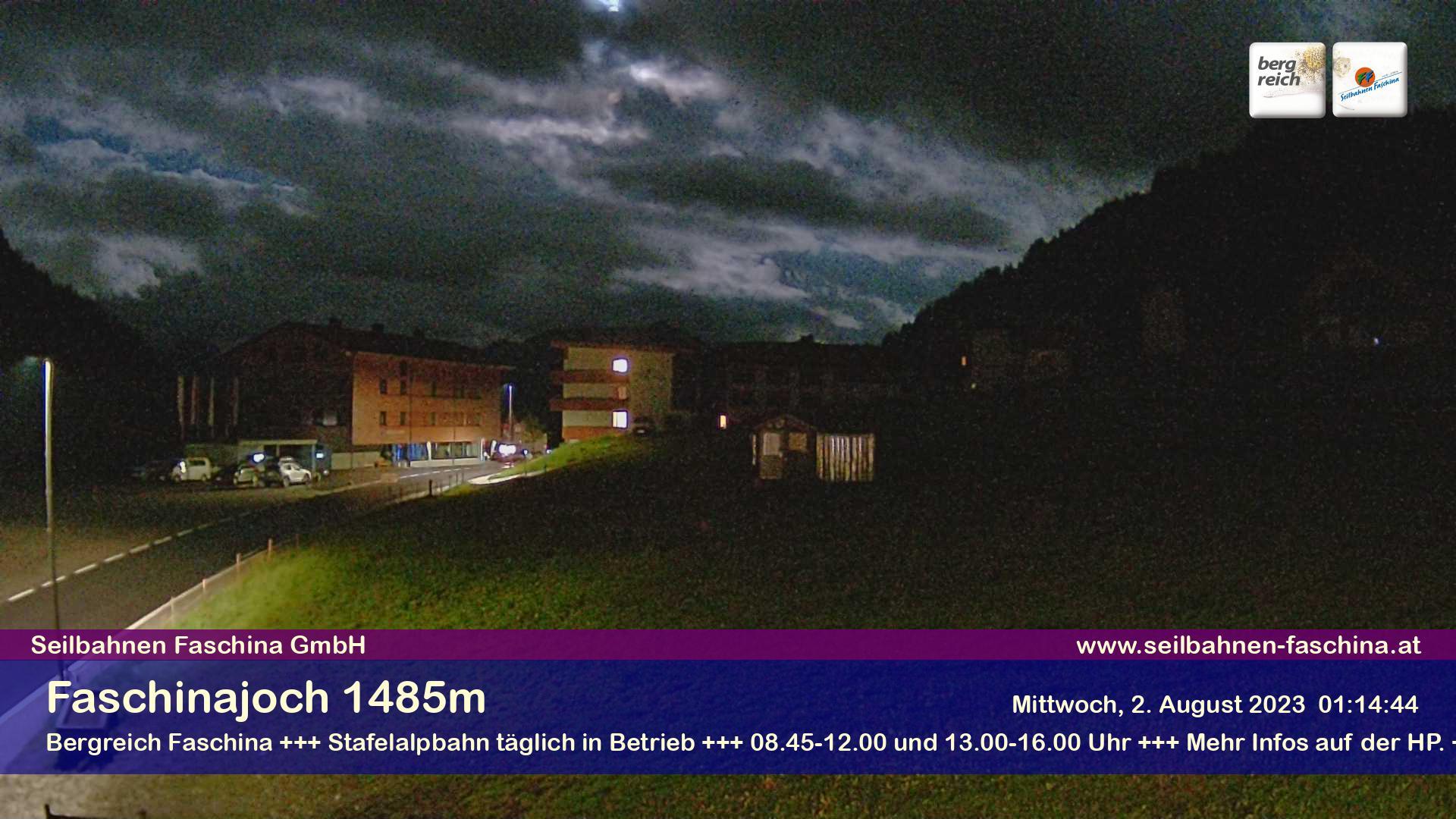 Webcam Faschina Glatthorn 1680m
