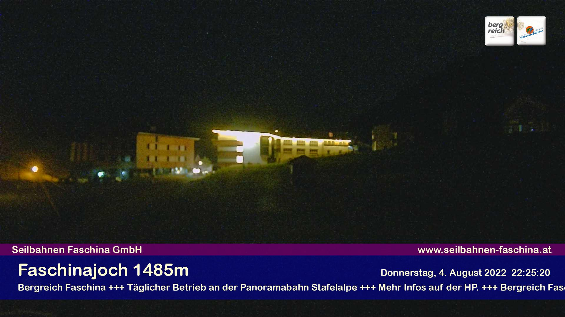 Webcam Faschina Glatthorn 1680m